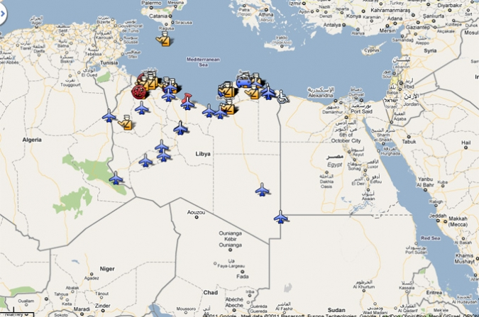 Images From Libya Orgtheorynet - Where is libya