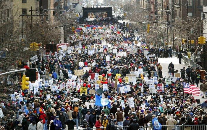 protest foto