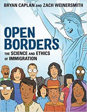 Open borders book cover